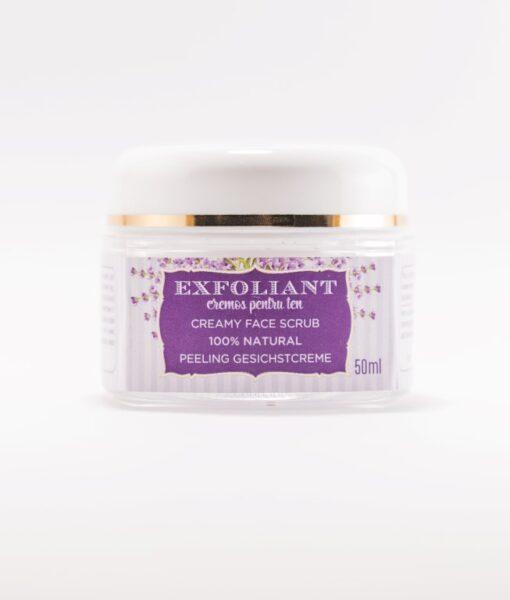 exfoliant-crema-lavanda